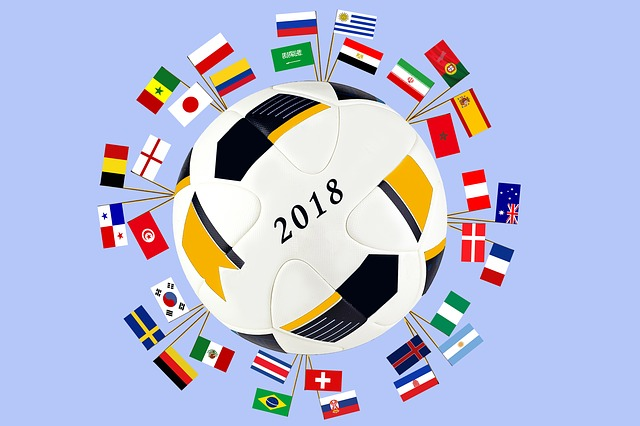 2018 FIFA World Cup 2018, Russia
