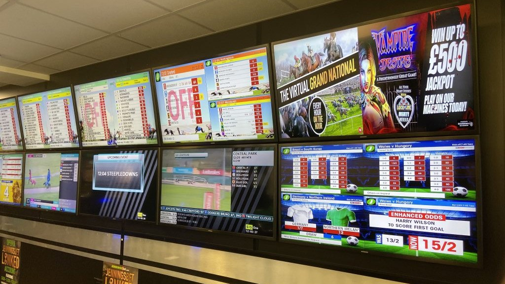 The Future of UK Bookmakers